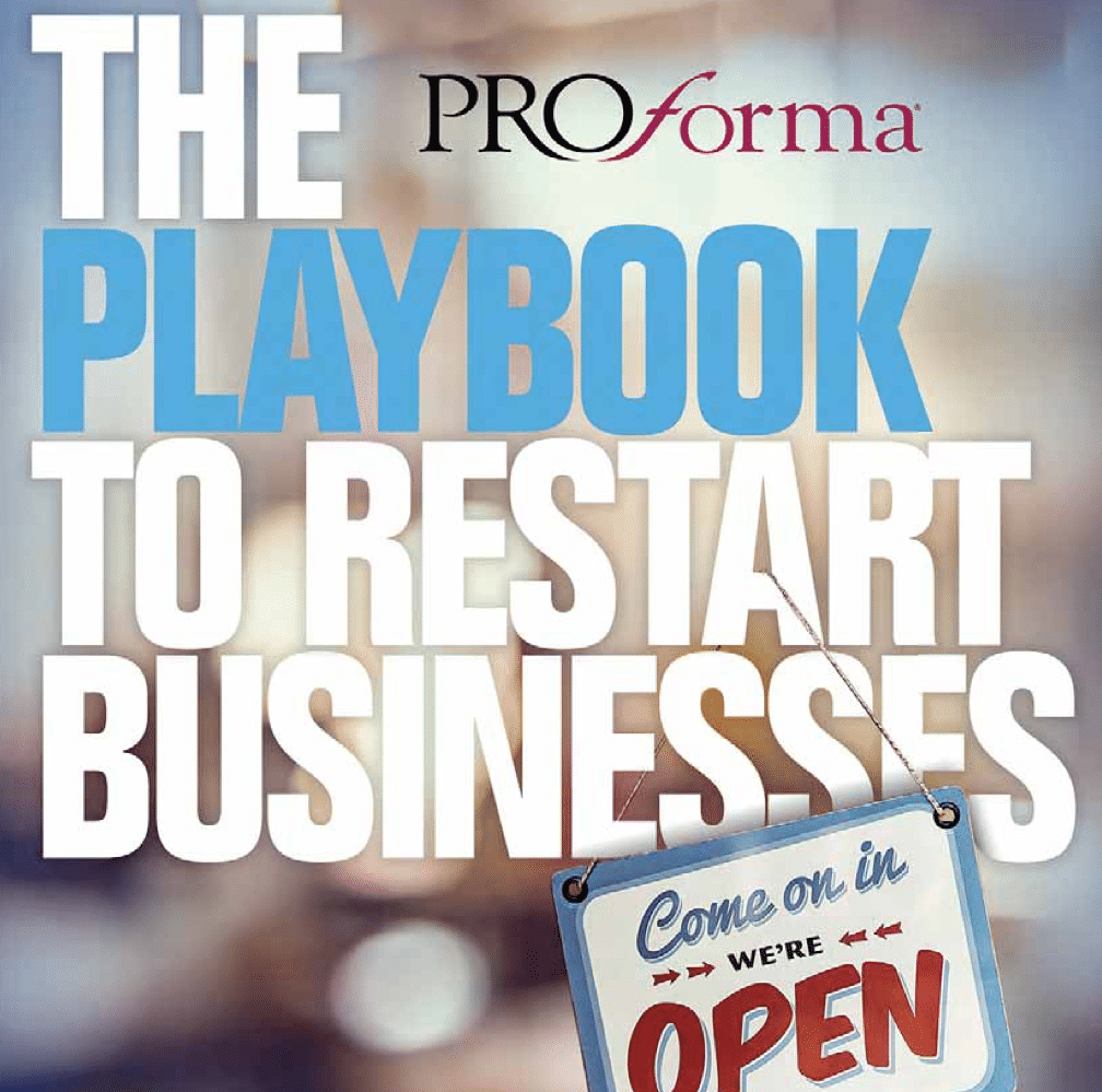 The Playbook To Restart Business